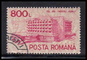 Romania Used Fine D37103