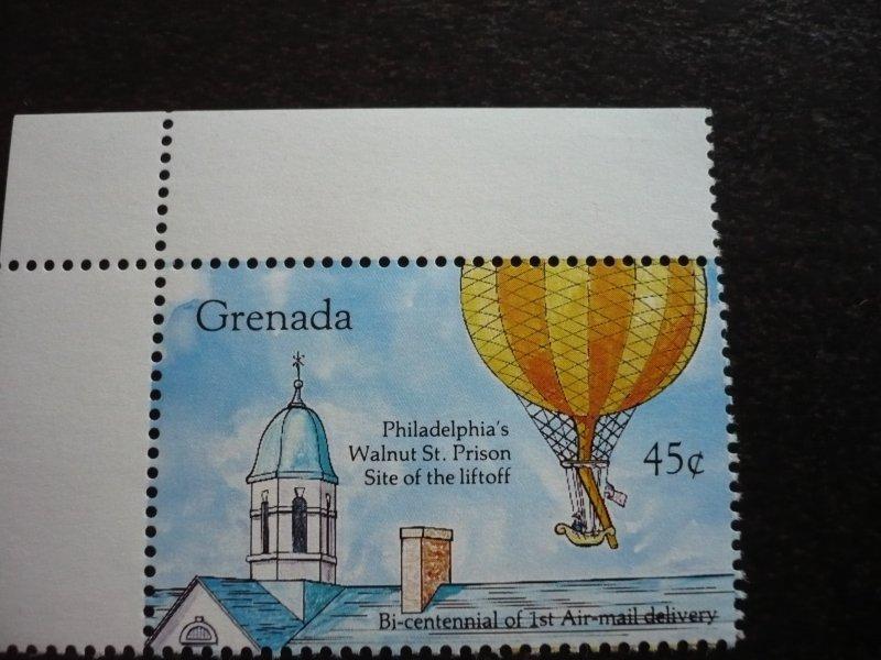 Grenada - Bicentenary of first balloon flight