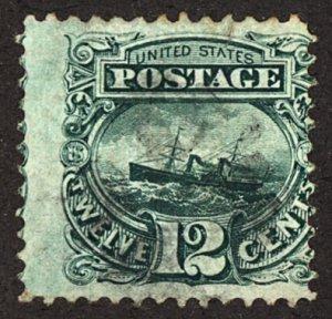 U.S. #117 Used