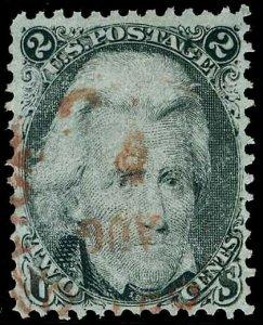 U.S. 1861-66 ISSUES 73  Used (ID # 81478)