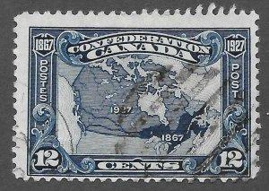 Canada (1927) - Scott # 145,   Used