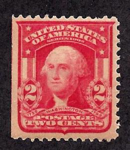 319Fi Mint,OG,NH... SCV $150.00