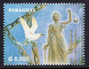 Paraguay 2779 MNH VF