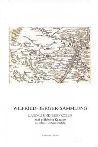 Wilfried-Berger-Samm;ung; Landau und Edenkoben, Gerd Lade...