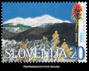 Slovenia Scott 284 Mint never hinged.