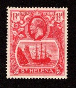 ST. HELENA  SC# 81  VF/MOG