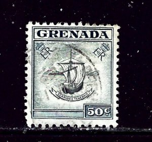 Grenada 181 Used 1955 issue