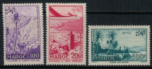 French Morocco #C53-5*  CV $25.25