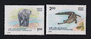 INDIA 1135-1136 MH