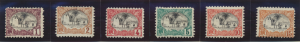 Somali Coast (Djibouti) Stamps Scott #49 To 63, Used - Free U.S. Shipping, Fr...