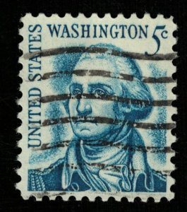 USA, Washington 5 cents, (2918-Т)
