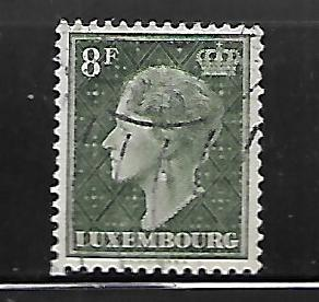 LUXEMBOURG, 260, USED, DUTCHESS CHARLOTTE