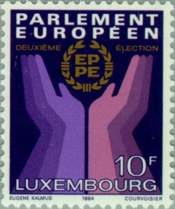 Luxembourg 1984 Elections to European Parliament MNH**