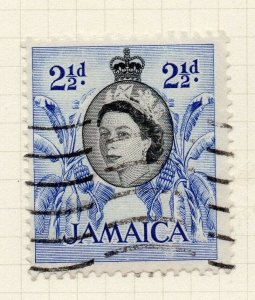 Jamaica 1956 Early Issue Fine Used 2.5d. 283891