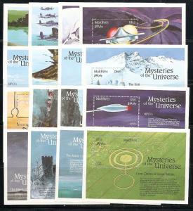 Maldive Islands 1757-72 1992 Mysteries of the Universe s....