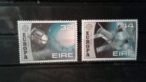 Ireland MNH 832-3 Europe In Space Europa