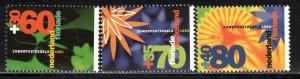 Netherlands Scott # B662 - B664, mint nh