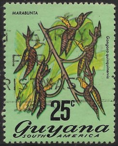 Guyana # 141 Used  [13819]