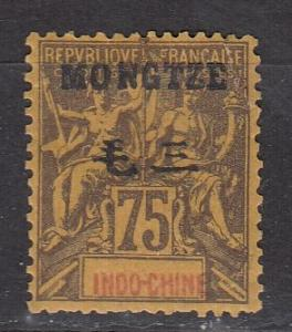 France Off. Mongtseu 13 Cer 14 MH VF App 1903 SCV $120.00