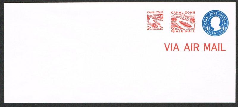 Canal Zone Envelope UC10