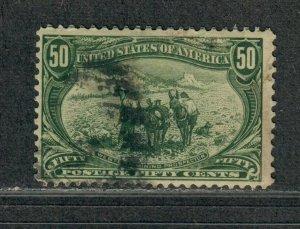 US Sc#Used/F-VF, Cv. $175