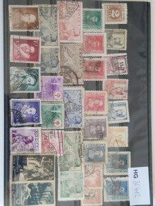 Lot Spain 1937-1950