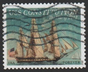 SC# 4703 - (45c) - The Constitution - off paper - Used