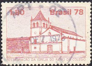 Brazil #1572 Used