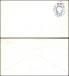 Goldpath: Ceylon postal stationery, Mint   _CV23_P12