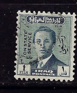 Iraq O148A Used 1956 issue