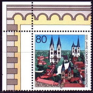 Germany. 1996. 1846. 1000 years of Cathedral Square, Halberstadt. MNH.