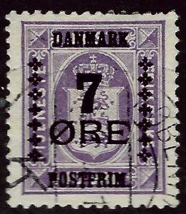 Denmark #190 Used F-VF...Grab a Deal!