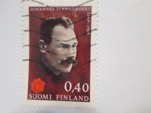 Finland #487 used