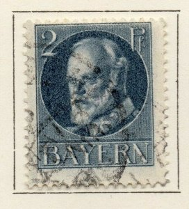 Bayern Bavaria 1914-18 Early Issue Fine Used 2pf. NW-120695
