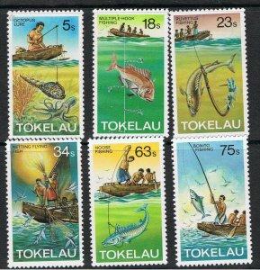 TOKELAU 1982 FISHING METHODS