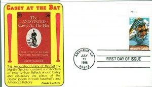 PANDA 3083 Baseball Casey at the Bat