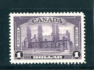 Canada #245 Mint  NH XF perfect !