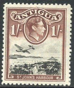 Antigua Scott 91 Unused F-VFVVLHOG - St. John's Harbor - SCV $3.75