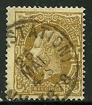 Belgium #37, Used. CV $ 1.50