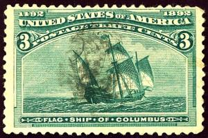 U.S. #232 Used