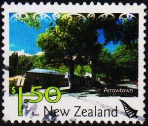 New Zealand. 2003 $1.50 S.G.2601  Fine Used
