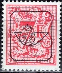Belgium; 1982: Sc. # 1086: **/MNH Pre-Cancelled Single Stamp
