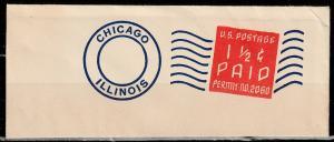 United States Postal permit 2060