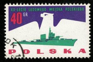 Poland, 40 GR (T-7341)
