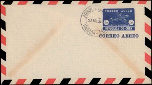 Cuba, Postal Stationery