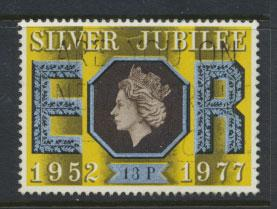 Great Britain SG 1037  - Used - Royal Silver Jubilee