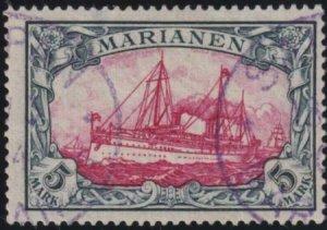 Mariana Islands 1901 SC 29 Used