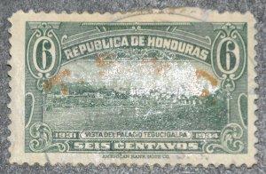 DYNAMITE Stamps: Honduras Scott #312 – USED