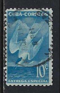 CUBA E18 VFU BIRD K450-3