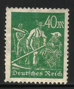Germany 1923 Scott# 226 MH